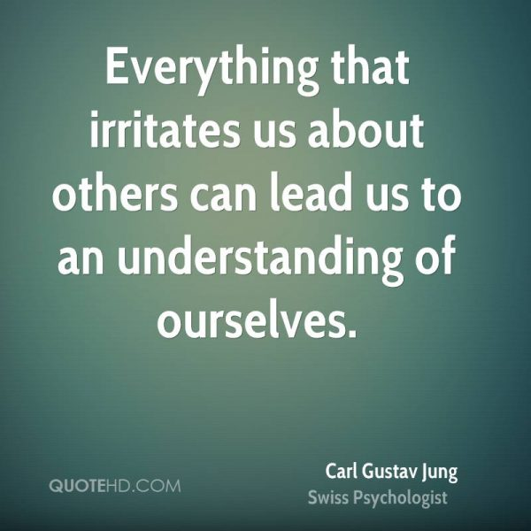 Carl Jung Quote #1