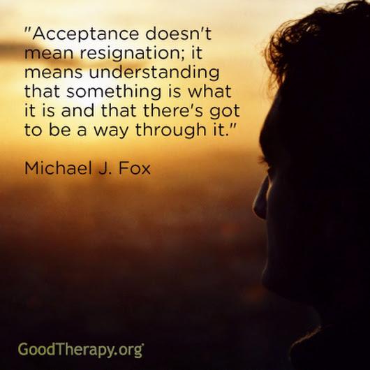 Michael J Fox Quote